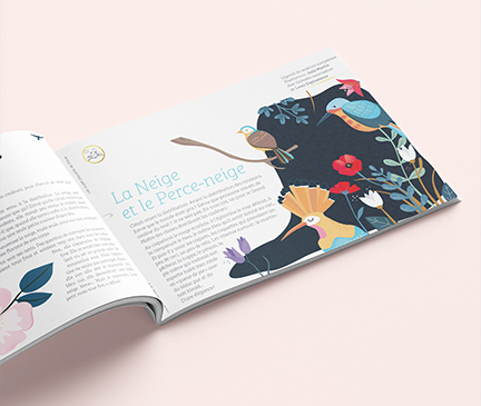 julie martin graphiste design illustration graphisme freelance nantes erdre